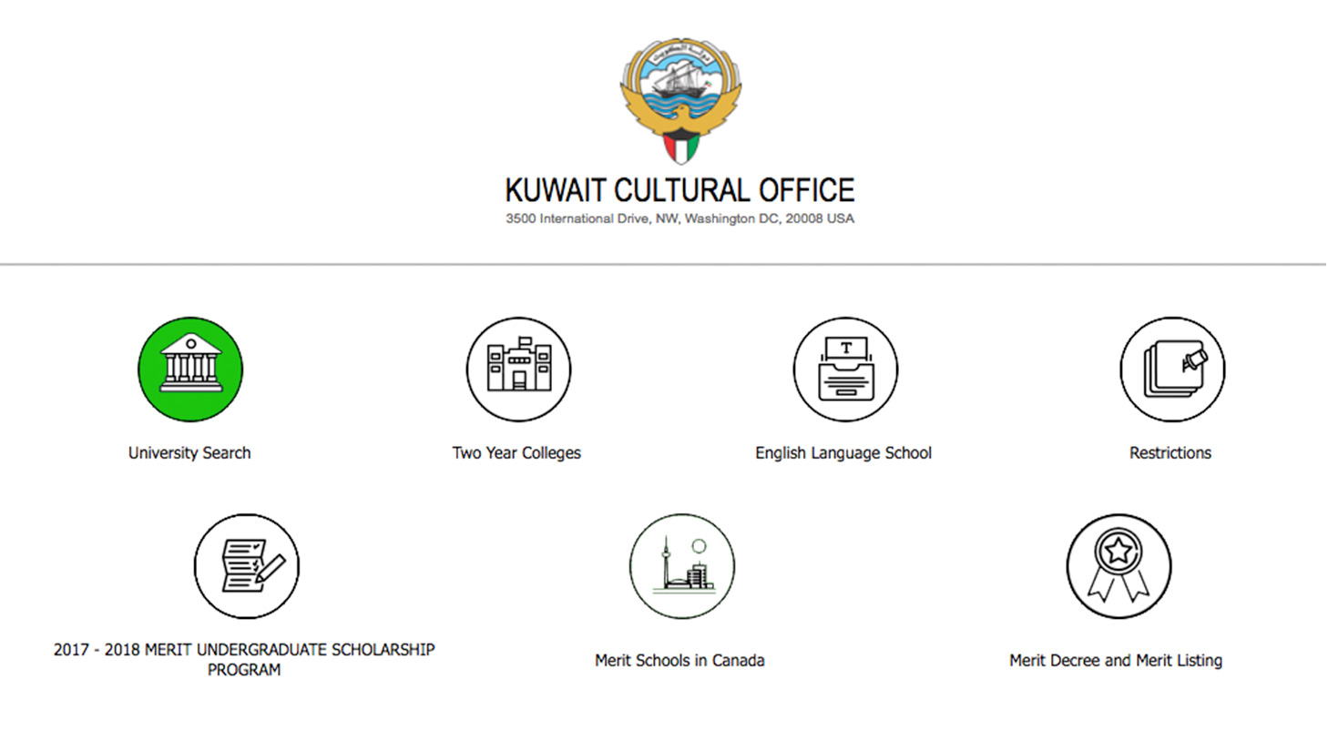Welcome Dc | Kuwait Cultural Offices - Washington